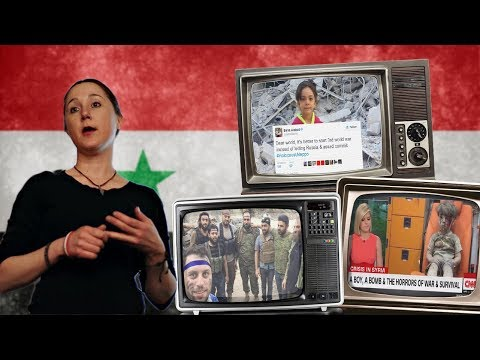 Eva Bartlett Exposes the Lies on Syria