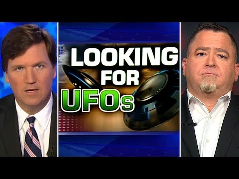 Tucker: We CANNOT Keep Ignoring UFOs!! - I Say It's Russian Tech