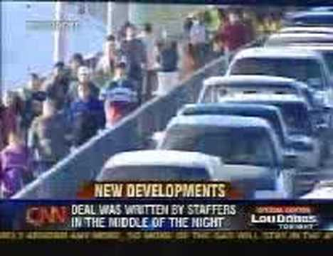 Lou Dobbs: Illegal Amnesty  Plan May End U.S. Sovereignty