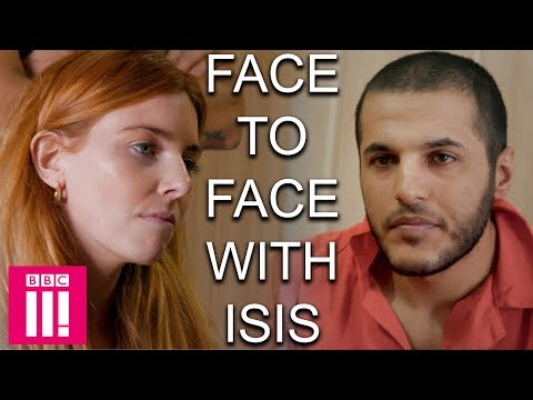 Interview With Captured Isis Commander | Stacey Dooley: Face To Face With Isis