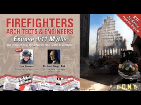 """9/11 Myths Exposed By Firefighters, Architects & Engineers""-PublicTV-58min"
