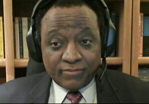 Dr. Alan Keyes on The Talk to Solomon Show LIVE - 02.15.11