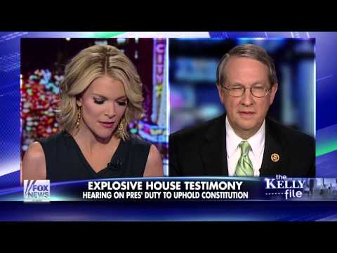 Rep. Goodlatte on Obama's duty to uphold the Constitution