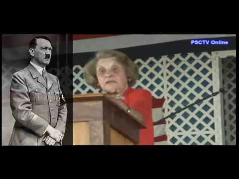 "Is Barack Obama Hitlers ""SON""??? 