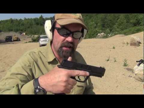 Shooting for accuracy.  Some tips for pistol shooters