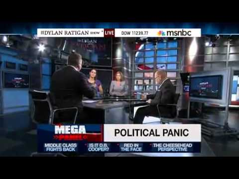 AWESOME! Dylan Ratigan (rightfully) Loses It On Air