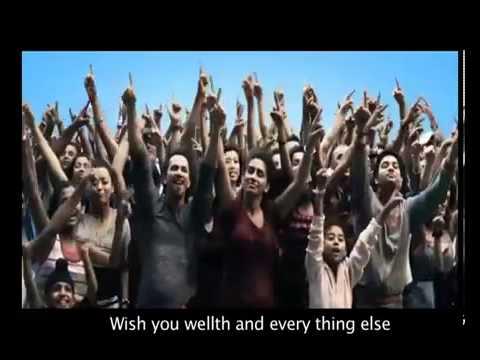 vestige anthem Wish you welth