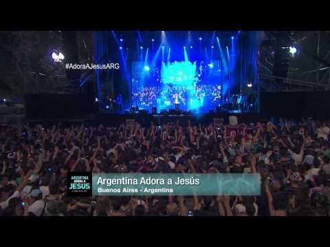 Argentina adora a JESÚS / 6 DIC 2014 / Evento Completo HD
