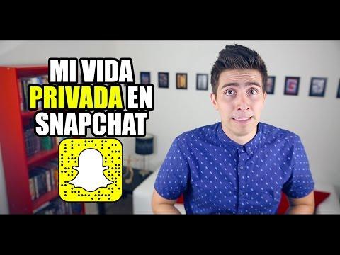 Mi Vida Privada En Snapchat