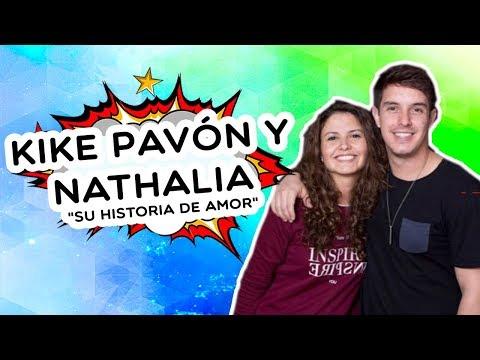 KIKE PAVON Y NATHALIA GUTIERREZ - SU HISTORIA DE AMOR - SI VALE ESPERAR