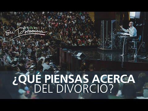 ¿Qué piensas acerca del divorcio? - Andrés Corson - 29 Noviembre 2015