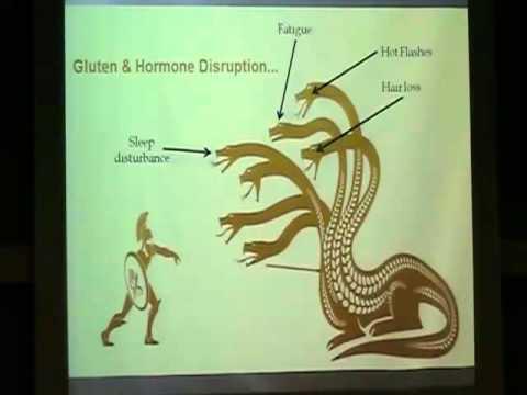 Gluten Causes Hormone Imbalances
