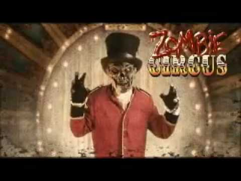 Zombie Circus Book Promo.m4v