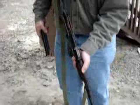 AK-74 Reliablity Test at Blackwater