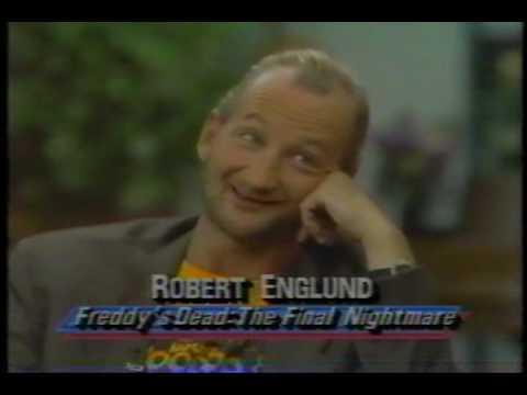 Robert Englund - Freddy's Dead