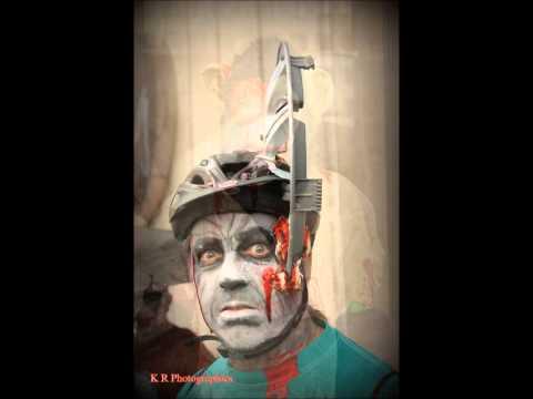 Halloween Zombie Walk 2012