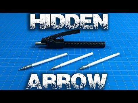 DIY Chinese Assassin Sleeve Arrow