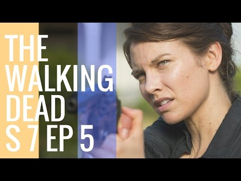 Walking Dead Review Season 7 Episode 5 Go Getters