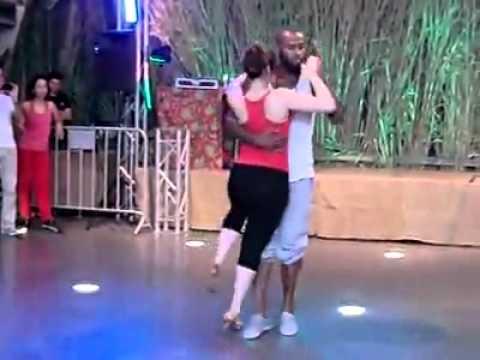 Dança de angola...kizomba... espectacular