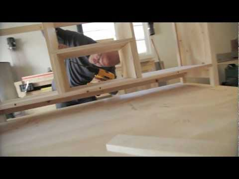 The Patrick Hosey Workshop: Farmhouse TV Stand