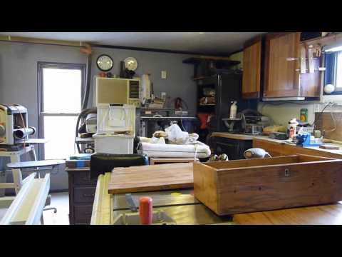Refinishing the Secretary Part III.wmv