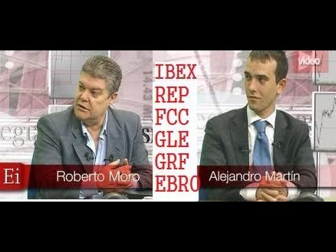 Audio análisis R.Moro y A. Martin: Ibex, S&P500, Repsol, FCC, Societe Generale, Grifols y Ebro Foods 28-11-12