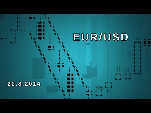 Vídeo análisis técnico cruce euro contra el dólar 22-08-14