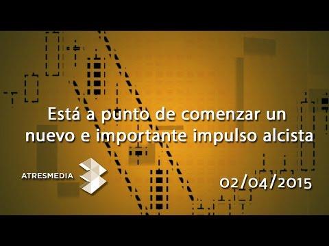 Vídeo análisis técnico Atresmedia: Esta a punto de comenzar un nuevo e importante impulso alcista 02-04-15