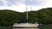 Thunderbird 1 in Puerto Marques
