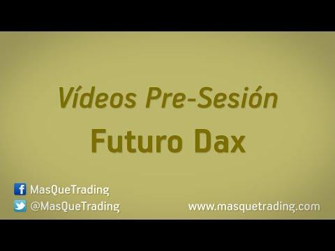 30-10-2015-Trading en español Análisis Pre-Sesión Futuro DAX (FDAX)