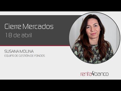 Video Analisis: Cierre bolsa 18 de Abril por Renta4