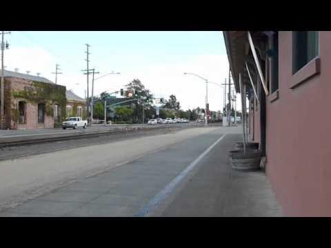 10/6/11 NWP #1922 NB Petaluma Depot