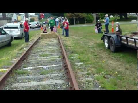 Rail Biking in Loleta!