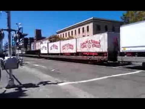 Circus Train in Oakland