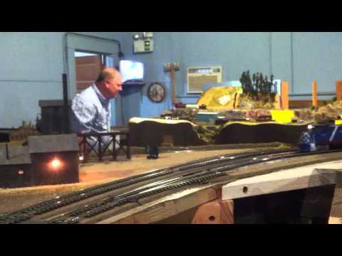 Rocky Lines at Polk Station Model Railroad Club compilation