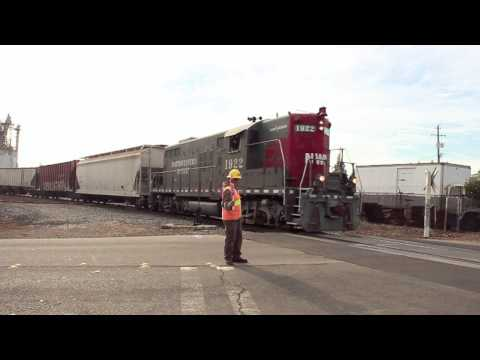 Railfanning Petaluma
