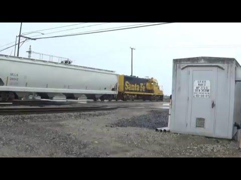 BUGX 1322 transfer run south/ east [HD]