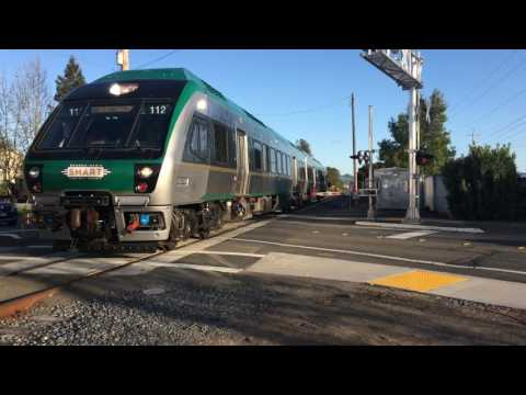 SMART Trains from January to June 2017