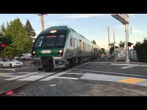 3 SMART Test Trains May 22, 2017