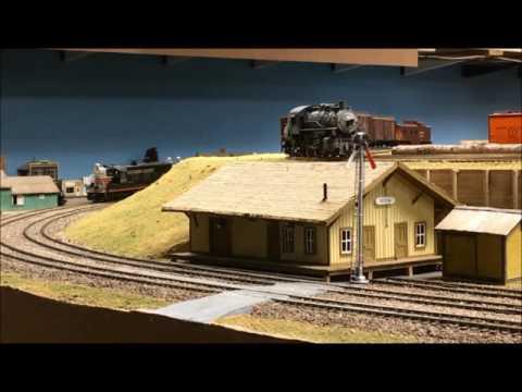 NWP railfan #1 the Bluffs