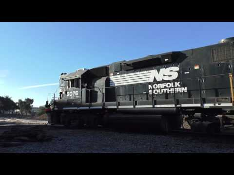 NWP 5076's first day switching H&B in Petaluma 11-3-16