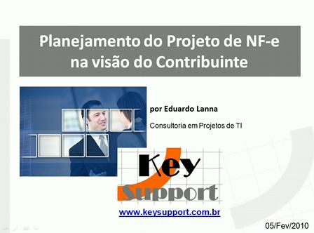 Planejamento do Projeto NFe - by Eduardo Lanna