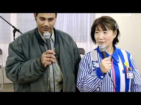Itou Sekiko san testemunho em Assembléia de Deus - Ministério de Santos- Minowa Japao