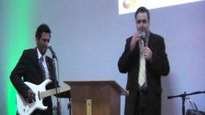 Celebração Igreja Evangélica na Cuba - Despedida Pr. Hugo