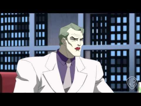 """Batman: The Dark Knight Returns, Part Two"" clip: ""Kill Everybody"""