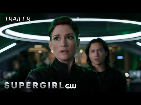 Supergirl | Supergirl Comic-Con® 2018 Trailer | The CW