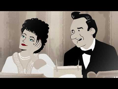 Hedy Lamarr Teaser Trailer