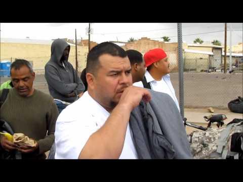 TSDLYB TV- Feeding the Homeless March 1, 2015