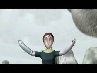 GOLEM - Short Animation By Alon Boroda and Ron Nadel