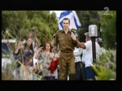 GILAD SHALIT is finally HOME ✡